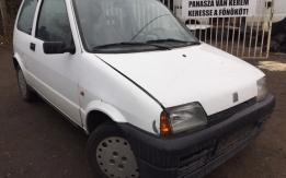FIAT CINQUECENTO (1991-1998) 0.9