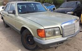 MERCEDES-BENZ W126 (1984) 300D