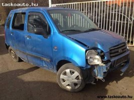 Wagon R Plusz (1998-2003)