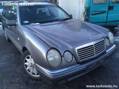 W210 (1995-2002)
