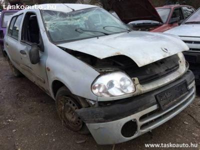 Clio II (1998-2002)