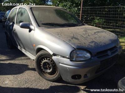 Corsa B (1991-2000)