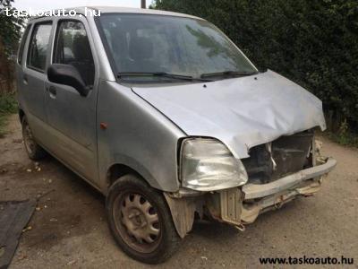 Wagon R+ (1998-2003)