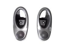 Autórádió, hangszóró, erősítő - FORD FIESTA MK5 - 7/S5511-5512