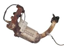 Katalizátor - PEUGEOT 206 - KAT/GY02340