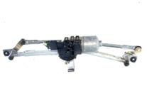 Ablaktörlő motor, mechanika - SKODA FABIA - 39/T00603