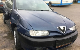 ALFA ROMEO 146 (1995-2000) 1.6i 16V AR67 BONTOTT ALKATRÉSZEK
