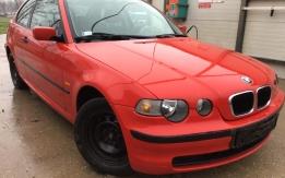 BMW E46 316ti Compact (2003) N40B16 Alkatrészek eladók #8359