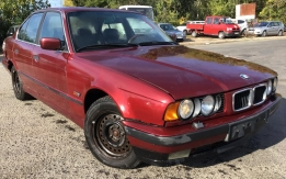 BMW 525TDS E34 256T1 (1989)  ALKATRÉSZEK #A256