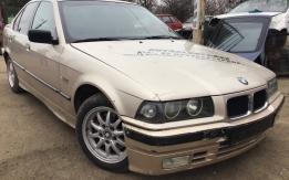 BMW E36 (1990-1994) 318 IS 164E1 BONTOTT ALKATRÉSZEK