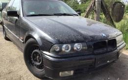 BMW E36 (1990-2000) 318i 184E1 BONTOTT ALKATRÉSZEK