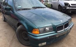 BMW E36 (1992) 325 TDS AUTOMATA