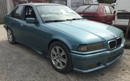 BMW E36 (1993-1996) 325 TDS 256T1 BONTOTT ALKATRÉSZEK!