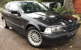 BMW E36  318tds COMPACT  174T1 (1996) ALKATRÉSZEK #9275
