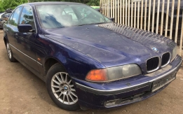 BMW E39 (1997) 525 TDS