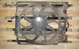 BMW E39 525i hűtő ventilátor
