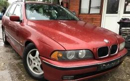 BMW E39 TOURING (1995-2004) 530D 3064D1 BONTOTT ALKATRÉSZEK