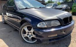 BMW E46 (1998) 328i M52B28 BONTOTT ALKATRÉSZEK ELADÓK