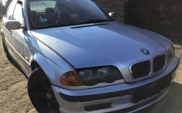 BMW E46 318i 194E1 (1998) ALKATRÉSZEK #8557