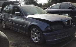 BMW E46 320D 204D1 (2000) ALKATRÉSZEK #8962
