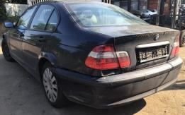 BMW E46 320D 204D4 (2002) AUTOMATA! ALKATRÉSZEK #A228