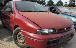 FIAT BRAVA (1995-2001) 1.4i 182A3000 BONTOTT ALKATRÉSZEK