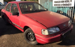 FORD SIERRA (1982-1994) 1.8 TURBO DIESEL