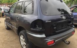 HYUNDAI SM SANTA FE (2001-2006) 2.0 CRDi 4WD AUTOMATA