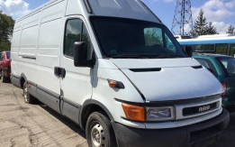 IVECO 35 S 11 TURBO DAILY (2000-2006) 2.8 TD 814.043C