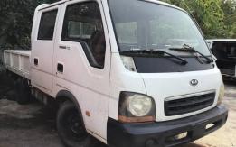 KIA K2700 (1997-2004) 2.7 TCi J2 BONTOTT ALKATRÉSZEK