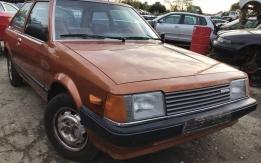 MAZDA 323 (1980-1986) 1.3i E3 BONTOTT ALKATRÉSZEK