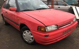 MAZDA 323 BG (1989-1994) 1.6i