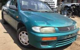 MAZDA 323 S BA (1994-1998) 1.5i Z5 BONTOTT ALKATRÉSZEK