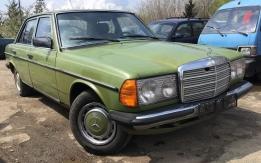 MERCEDES-BENZ W123 200D 615.940 (1982) ALKATRÉSZEK #8729