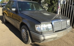 MERCEDES-BENZ W124 (1983-1995) 300D 603.912 ALKATRÉSZEK
