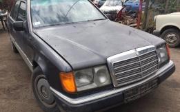 MERCEDES-BENZ W124 (1992) 250 D 602.912