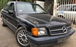 MERCEDES-BENZ W201 (1982-1988) 190D 601.911 ALKATRÉSZEK