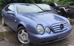 MERCEDES-BENZ W208 (1997-2003) CLK 200 111.945 ALKATRÉSZEK