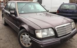 Mercedes E200 (1993)  124 es E-classe 1998ccm 100kw    #8300