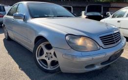 MERCEDES S 500 (1998-2005) 5.0i 113.960 V8 AUTOMATA!!