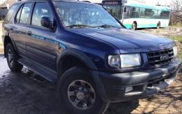 OPEL FRONTERA B (1998-2004) 2.2i 4x4 16V X22SE ALKATRÉSZEK