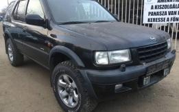 OPEL FRONTERA B (1998-2004) 3.2i V6 24V 4X4 AUTOMATA