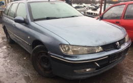PEUGEOT 406 BREAK (1999-2004) 2.0 HDI RHY