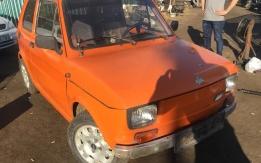 POLSKI FIAT (1987) 126P/650E