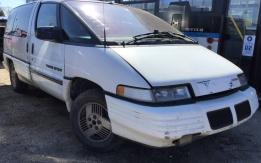PONTIAC TRANS SPORT (1990-1996) 3.1i V6 MT AUTOMATA!