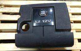 Seat Ibiza 1.2 benzin 12V felső motor burkolat