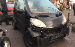 SMART FORTWO (1998-2002) 0.7